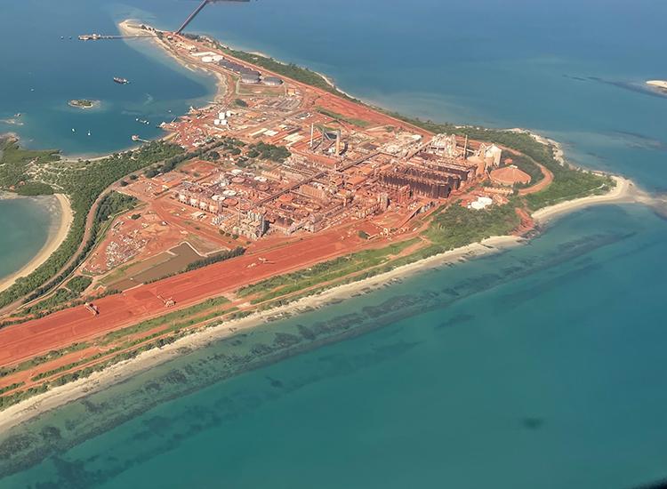 Rio mine